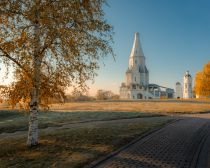 Voyage Moscou - Domaine Kolomenskoe