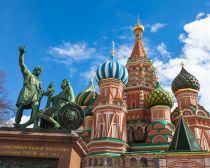 Visite Moscou - Cathédrale Saint-Basile-le-Bienheureux
