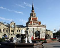 Transsibérien Moscou - Vladivostok - Gare de Kazan