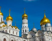 Voyage Moscou - Cathédrales du Kremlin