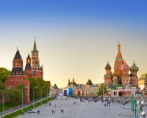 Voyage Russie, Moscou - Place Rouge