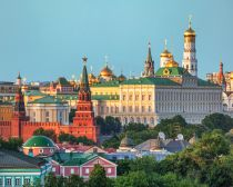 Voyage Russie - Panorama Moscou