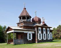 Voyage en Transsibérien - Baïkal - Musée Taltsy