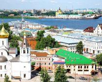 Voyage Nijni Novgorod - Panorama