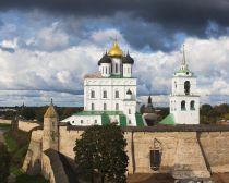 Cathédrale de la Trinité à Pskov