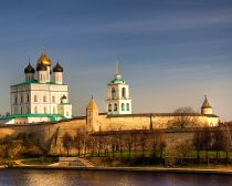 Voyage russie, anneau d'argent, Pskov - Kremlin