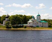 Voyage Pskov - Monastère Mirojsky