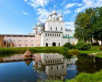 Voyage Rostov le Grand - Kremlin de Rostov le Grand
