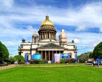 Visite Saint-Pétersbourg - Cathédrale Saint-Isaac