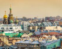 Voyage Saint-Pétersbourg - Cathédrale Saint-Sauveur-sur-le-sang-versé