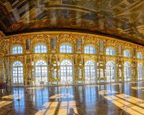 Voyage Saint-Pétersbourg - Tsarskoe Selo