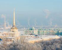 De Saint-Pétersbourg à Moscou en 4 saisons