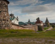 Voyage Solovki - Monastère