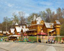 Voyage Gorodets - Village d'artisans