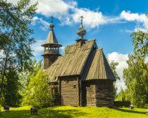 Voyage Kostroma - Musée Taltsy