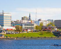 Voyage Tcheboksary - Panorama