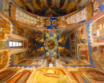 Voyage Russie - Anneau d'Or, Souzdal - Fresques de la cathédrale de la Transfiguration