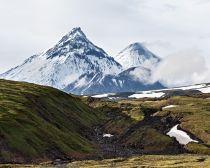Voyage Russie - Paysage de Kamtchatka