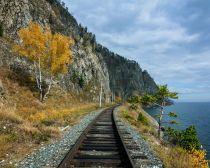 Sur les rails du Transsibérien