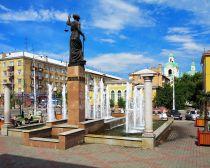 Villes du Transsbérien - Krasnoïarsk