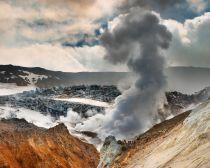 Voyage Russie - Kamtchatka - Volcan de Moutnovsky