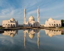 Bolgar - Mosquée blanche