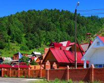 Baïkal - Village de Listvianka