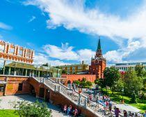 Visite Moscou - Tour Koutafia