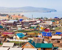 Baïkal - Village de Khuzhir
