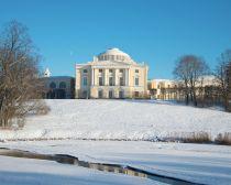 Voyage Saint-Pétersbourg - Palais Pavlovsk