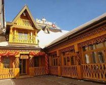 Voyage Russie - Vue extérieure