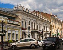 Voyage Irkoutsk - Rue Karl Marx