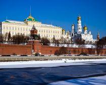 Voyage Moscou - Kremlin en hiver
