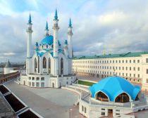 transsibérien avec accompagnateur : Kazan Mosquée