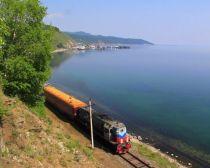 Transsibérien : sur le bord du Baïkal