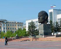 Oulan oudé : Lénine