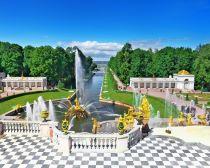 Voyage SPB - Palais Peterhof