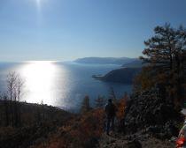 Voyage Lac Baïkal - Vue de la colline Tcherski