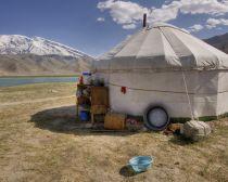 Voyage Altai - Yourte dans la vallée Karakol