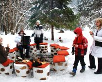 Visite Serguiev Possad - Journée chachliks