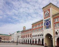 Voyage Tatarstan - Yochkar-Ola