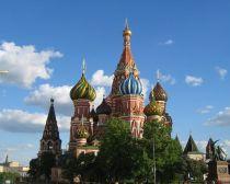 Transsibérien accompagné : Moscou, Cathédrale Saint-Basile