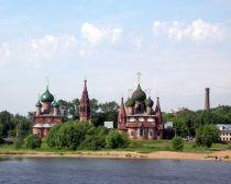 Voyage Volga - Yaroslavl
