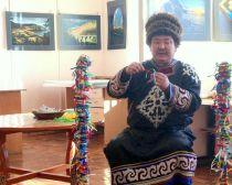 Chaman bouriate - Oust Orda (Baikal spiritualités)