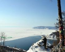 Voyage Baikal - Colline Tcherski