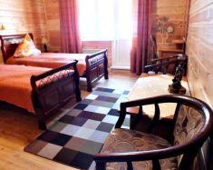 Hébergement Listvianka - Chez Nicolas
