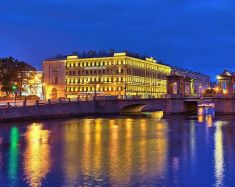 Hôtel Saint-Pétersbourg - Hôtel Rossi