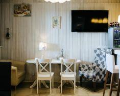 Hôtel Irkoutsk - Boutique Hotel Marussia