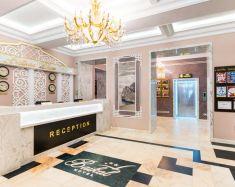 Réception - Baïkal Plaza