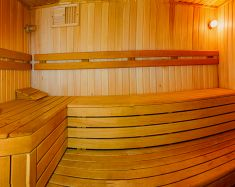 Stepanovo © Sauna finlandais